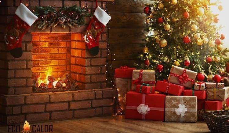 Al calor de la chimenea, el plan perfecto para Navidad